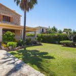 Ferienhaus Mallorca MA4149 Garten