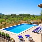Ferienhaus Mallorca MA43027 - Blick über den Pool
