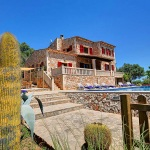 Ferienhaus Mallorca MA43027 - Blick auf das Haus