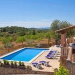 Ferienhaus Mallorca MA43027 - Blick auf den Pool