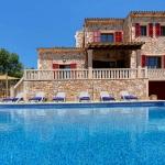 Ferienhaus Mallorca MA43027 - Pool mit Liegen