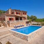 Ferienhaus Mallorca MA43027 - Poolterrasse