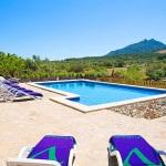 Ferienhaus Mallorca MA43027 - Poolterrasse mit Liegen