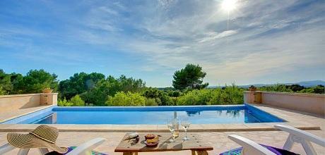Mallorca Südostküste – Ferienhaus Felanitx 43236 mit Pool und Internet für 8 Personen mieten. Wechseltag Samstag – 2018 buchbar.