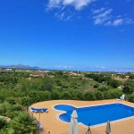 Ferienhaus Mallorca MA4580 Blick auf den Pool