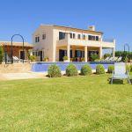 Ferienhaus Mallorca MA4660 Garten mit Pool