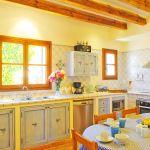 Ferienhaus Mallorca MA4660 Küche