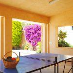 Ferienhaus Mallorca MA4660 Tischtennisplatte