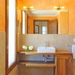 Ferienhaus Mallorca MA4660 Waschtisch im Bad