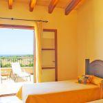 Ferienhaus Mallorca MA4660 Zweibettzimmer