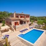 Ferienhaus Mallorca mit Pool MA43027