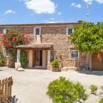 Finca Mallorca 4784 - Eingang zur Finca