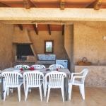 Finca Mallorca 4784 - Grillbereich mit Esstisch
