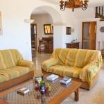 Finca Mallorca 4784 - Wohnraum