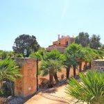 Finca Mallorca MA4580 Einfahrt zum Anwesen