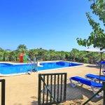 Finca Mallorca MA4580 Eingang zum Poolbereich