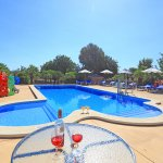 Finca Mallorca MA4580 Terrasse am Swimmingpool