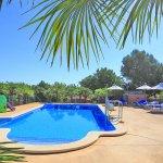 Finca Mallorca MA4580 umzäunter Pool