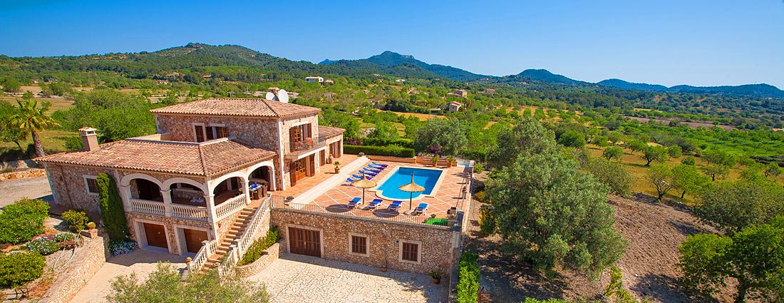 Finca Mallorca MA4680 mit Swimming-Pool
