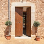Finca Mallorca MA4806 Eingang