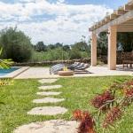 Finca Mallorca MA4806 Garten