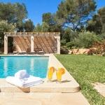 Finca Mallorca MA4806 Poolterrasse