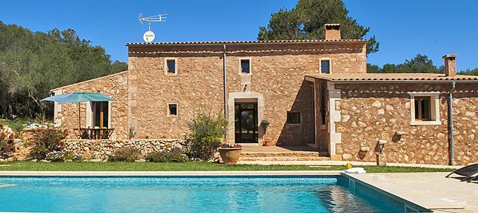 Finca Mallorca MA4806 mit Pool zu mieten