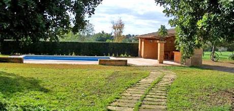 Mallorca Ostküste – Finca Portocristo 4053 mit Pool in Strandnähe (1,5km), Grundstück 50.000qm, Wohnfläche ca. 350qm. Wechseltag flexibel – Mindestmietzeit 1 Woche.
