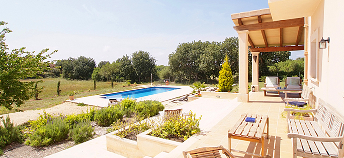 Mallorca Ferienhaus MA4825 mit Pool