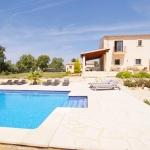 Mallorca Ferienhaus MA4825 Poolterrasse