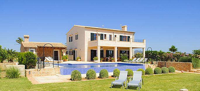 Ferienhaus Cala D'Or 4660 mit Pool