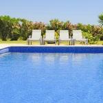 Mallorca Luxus-Ferienhaus MA4660 Poolbereich