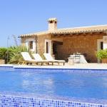 Mallorca Luxus-Ferienhaus mit Pool MA4660