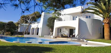 Mallorca Südostküste – Villa Cala D'Or 4815 mit Pool und Kinderpool direkt am Meer. Wechseltag Samstag – Mindestmietzeit 1 Woche.