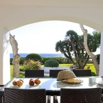 Villa Cala D'Or MA4815 Gartenmöbel auf der Terrasse (2)