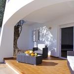 Villa Cala D'Or MA4815 Terrasse mit Gartenmöbel