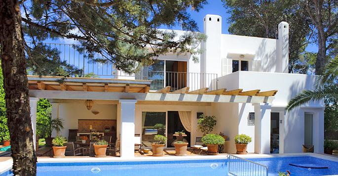 Villa auf Mallorca mit Pool in Strandnähe mieten