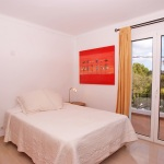 Villa Mallorca 4804 - Schlafzimmer mit Doppelbett