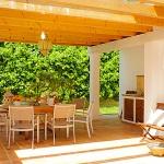 Villa Mallorca 4804 - Terrasse