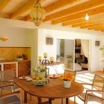 Villa Mallorca 4804 - große überdachte Terrasse
