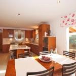 Villa Mallorca 4804 - offene Küche mit Esstisch