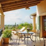 Villa Mallorca MA4700 überdachte Terrasse