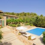 Villa Mallorca MA4700 Blick auf den Pool