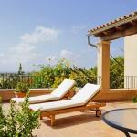 Villa Mallorca MA4700 Gartenliegen