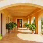 Villa Mallorca MA4700 Terrasse