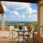 Villa Mallorca MA4700 Terrasse mit Weitblick