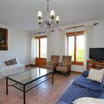 barrierefreies Ferienhaus Mallorca MA4580 Wohnbereich