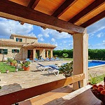 Ferienhaus Mallorca MA4394 - überdachte Terrasse