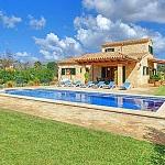 Ferienhaus Mallorca MA4394 - Garten