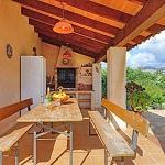 Ferienhaus Mallorca MA4394 - Grillterrasse